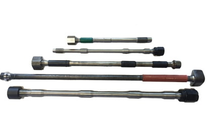hydraulic breaker tie rods